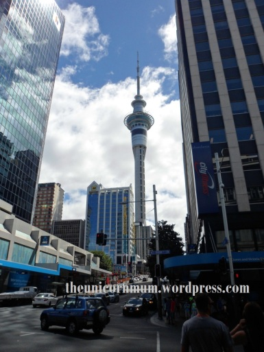 Auckland CDB