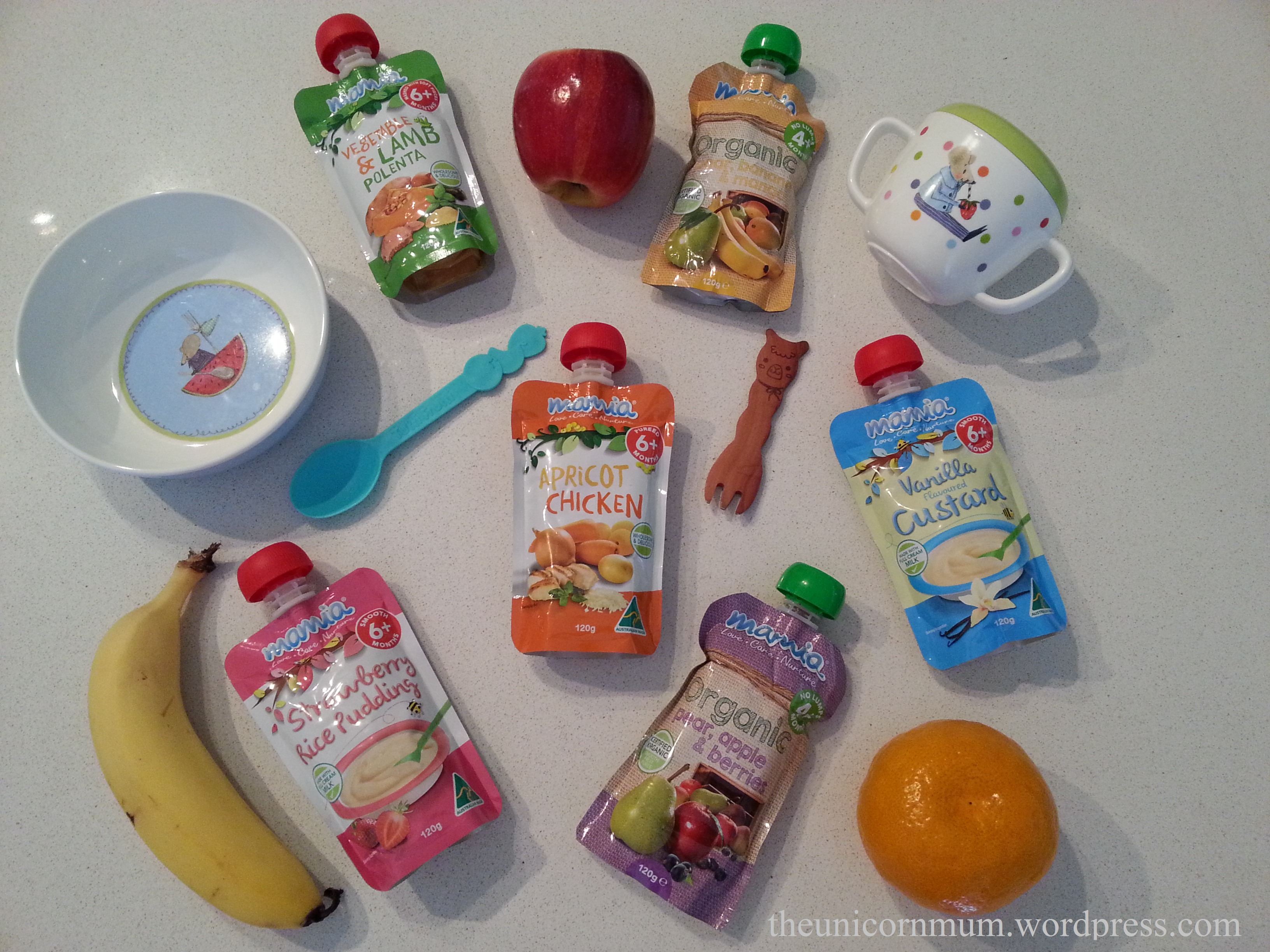 Aldi Baby Food Pouches Review